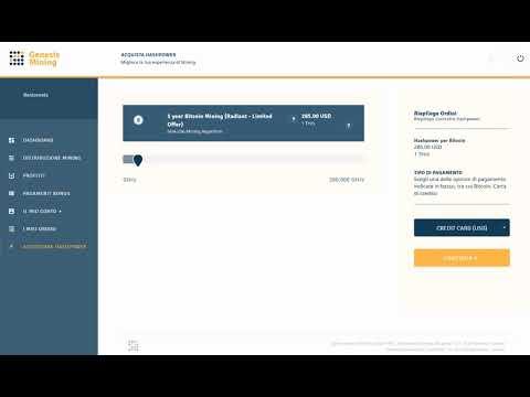 Genesis Mining Bitcoin Mining Sales Open!