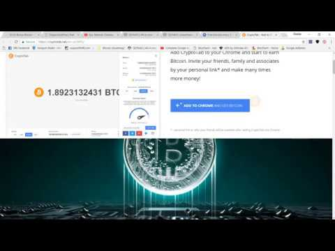 Bitcoin MINING And How Earn Without Investmen On GoogleChrome