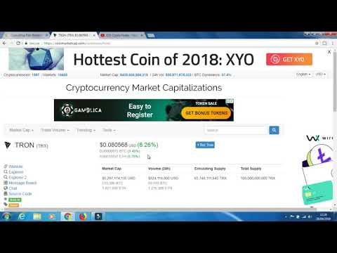 ada cardano tron trx ethereum bitcoin btc price updates news hindi altcoin cryptocurrency trading