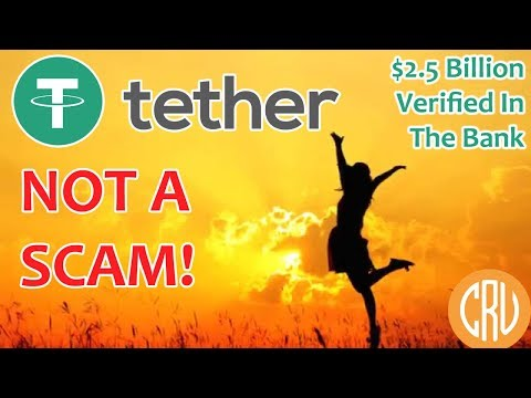 Tether Not A Scam! - Bithumb Hack [Daily Bitcoin and Cryptocurrency News 6/20/2018]