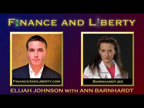 NO RULE OF LAW IN AMERICA | Ann Barnhardt (Part 1/3)