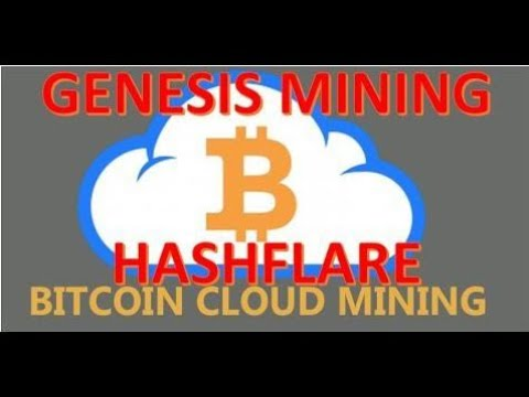 Coin Today| GET STARTED WITH BITCOIN CLOUD MINING! Genesis Mining and Hashflare Instructional Video