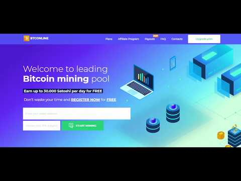 btconline Welcome to leading  Bitcoin mining pool