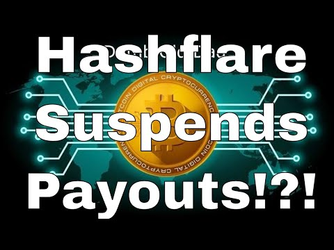 Bitcoin Mining Suspended?!?