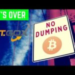 No More Dumping Bitcoin from MT. GOX? – Today's Crypto News