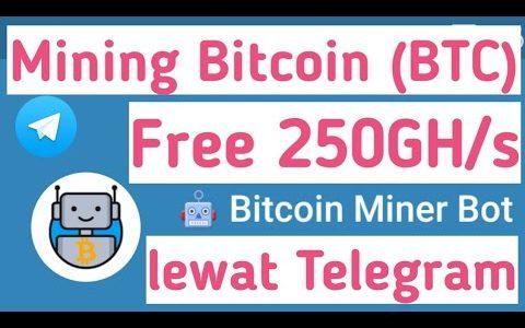 Mining Free 250GH/s SIMPLE (Bitcoin/BTC)