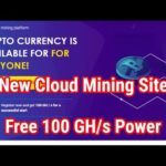 mydex.cc Review | New Cloud Mining Site | Free 100 GH/s Bonus | Without Investment