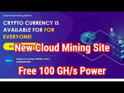 mydex.cc Review   New Cloud Mining Site   Free 100 GH/s Bonus   Without Investment