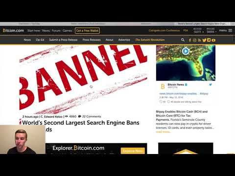 Youtube Banning Cryptocurrency Channels?! Hashflare Mining Update And Free Vrn Coins!