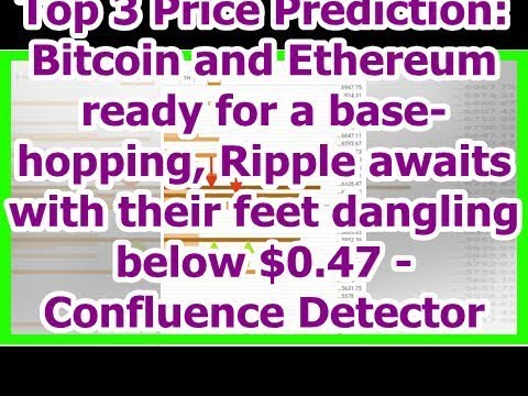 Today News - Top 3 Price Prediction: Bitcoin and Ethereum ready for a base-hopping, Ripple awaits w