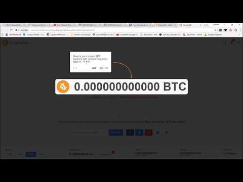 Free Bitcoin Mining! 1BTC per Month ! Bitcoin Mining | Chrome Addon |