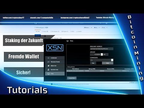 Stakenet tpos Tutorial - sicher Staken mit fremden Wallets [Bitcoin Mining]