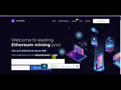 BITCOIN ,ETHERIUM MINING WITHOUT INVESTMENT (TRUSTED)