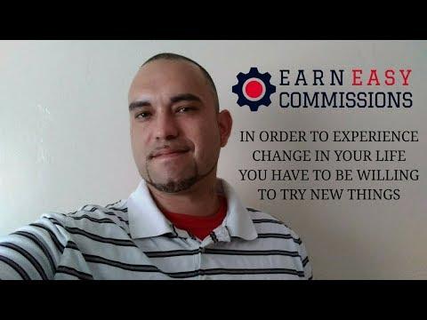 EARN EASY COMMISSIONS TRAINING I MAKE MONEY ONLINE FREE