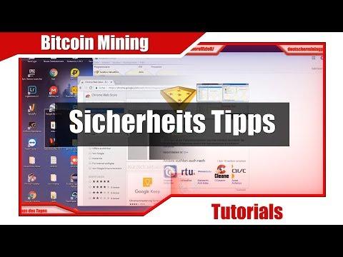 Anfängerreihe 7: Sicherheitstipps für Airdrops [Bitcoin Mining]