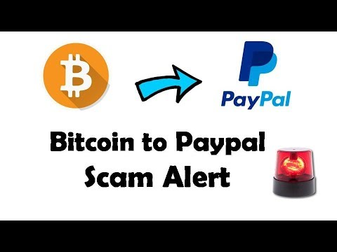 Bitcoin to Paypal scam | Currency Exchanger (Hindi/Urdu)