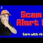 Scam Alert !! ICOs /Token !!  Part 1