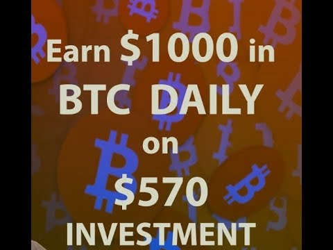 How to earn $1000 daily in Bitcoin Scam exposed