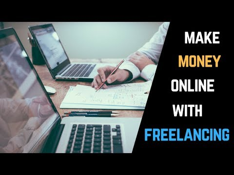 Make Money Online With Freelancing