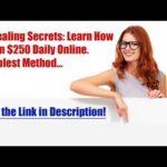 Revealing My Secret! Best Ways To Make Money Online Fast Legitimate
