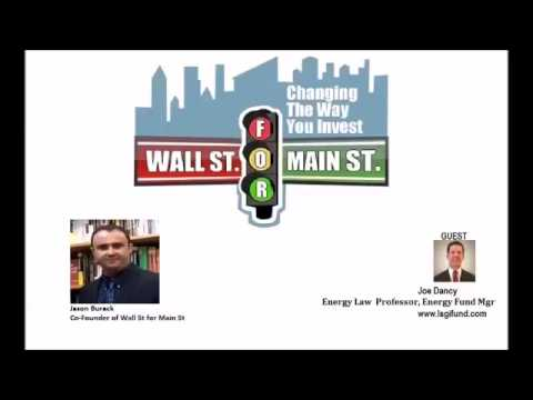 Oil Price Crash Short Term Means Price Spike Long Term | Joseph Dancy