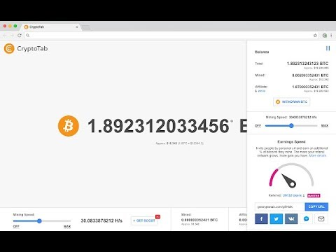 HOW TO CREATE GOOGLE CHROME BITCOIN MINING AND EARN REAL MONEY