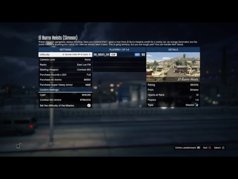 Grand Theft Auto V Online How to make money