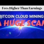 Hashflare Changed From Legit To A Scam (Fees Higher Than Income)