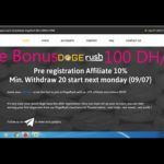 Free Bonus 100 DH/s | DogeRush Mining | Cloud Mining | Earn Free Unlimited Dogecoins