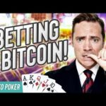 Betting 6 Bitcoin? – Win Up to $35,000 PLO – CryptoCurrency Poker and Gambling
