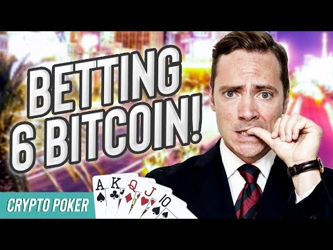 Betting 6 Bitcoin? - Win Up to $35,000 PLO - CryptoCurrency Poker and Gambling