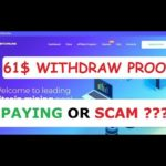 BTCONLINE.IO WITHDRAW PROOF – PAYING OR SCAM ??? BITCOIN MINING TAMIL