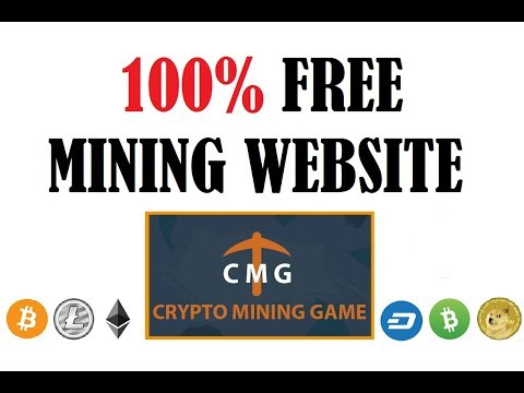 The Best Free Mining Faucet Ever - CryptominingGame is Scam?