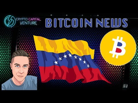 Bitcoin News - Venezuela Turning To Bitcoin