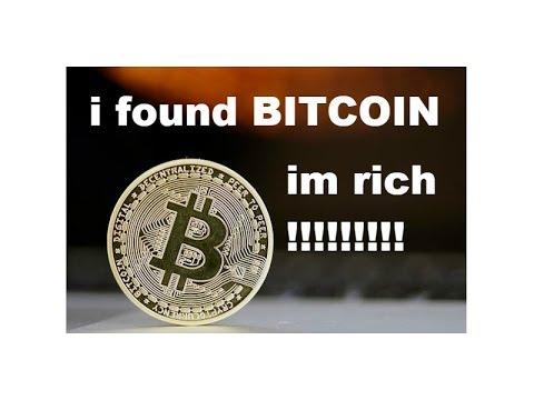 Mining for bitcoin (i found them)
