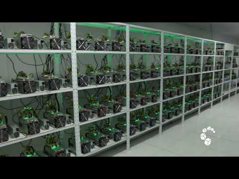 MINERADORA de BITCOIN e ALTCOINS - AWS Mining no PARAGUAI