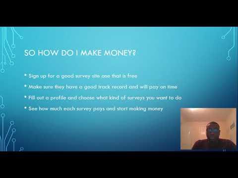 Online Surveys For Money  Make $500 per day 2017