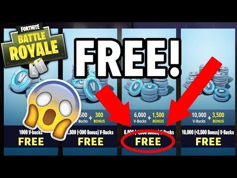 How To get free V-bucks (not scam) (with bitcoin)