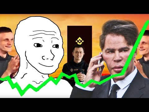 BITCOIN IS BULLISH! HAHAHAHA | All funds are SAFU | Vitalik Buterin Clapping