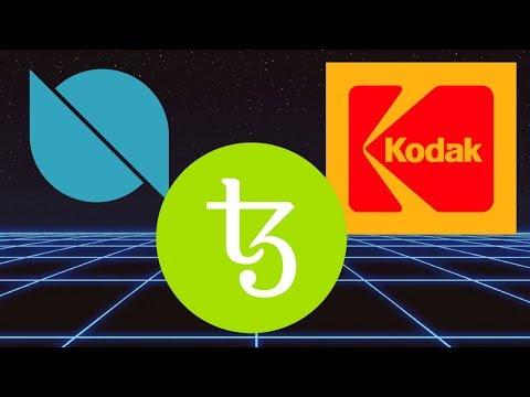 TEZOS PRICE PREDICTION 2018 // BITCOIN MINING SCAM // ONTOLOGY NEWS