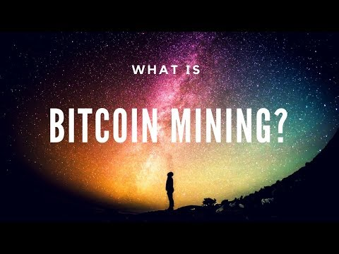 Bitcoin Mining What is it?