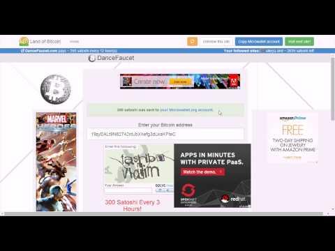 Мульти-сервис для заработка биткоин Land of Bitcoin  +100 сайтов в 1 !!!
