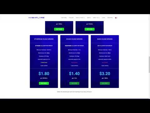Hashflare.Io Cloud Mining Review- Bitcoin Cloud Mining. Hashflare How To