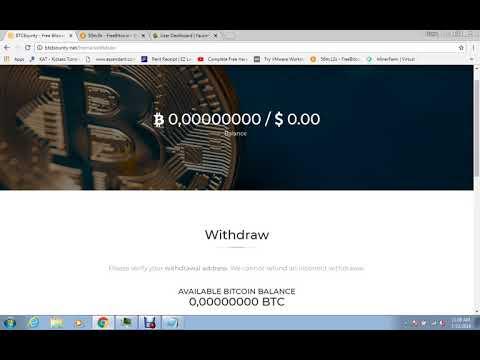 Bitcoin Scam Website