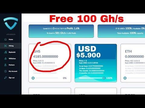New Free Bitcoin Cloud mining 2018 -  Dayrex & Grhash $5 9 Withdrawl Proof  Free 225 GHS  Bonus