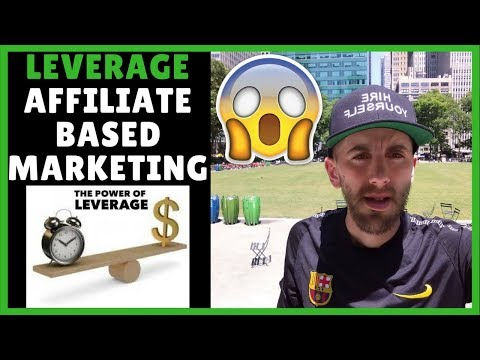 How You Can Leverage Affiliate Based Marketing To Make Money Online in 2018
