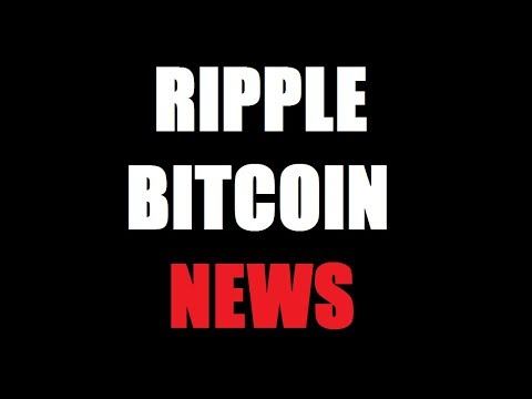 Ripple And Bitcoin News! Markets Shoot Up In Time For The Weekend, Bitcoin And Ripple Up