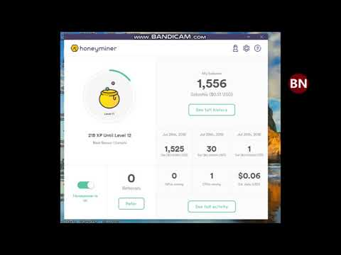 HOW TO MINING WITH HONEYMINER FREE BITCOIN PAYING