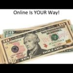 What Is The Easiest Way To Make Money Online