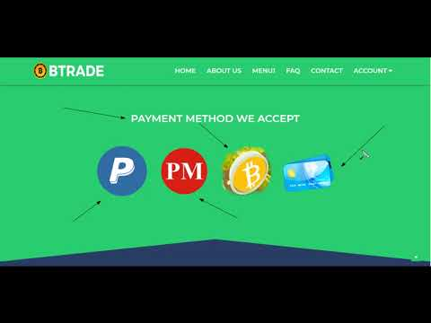 Bitcoin mining & Trading & cloud miner System